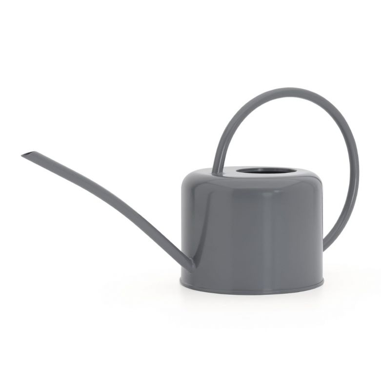 Indoor Watering Can Charcoal Grey 1.1 litre