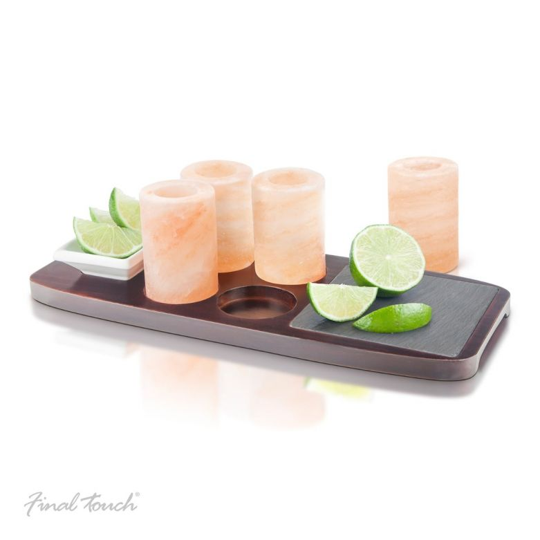 Final Touch Prepare & Serve Tequila Set (7 Piece)