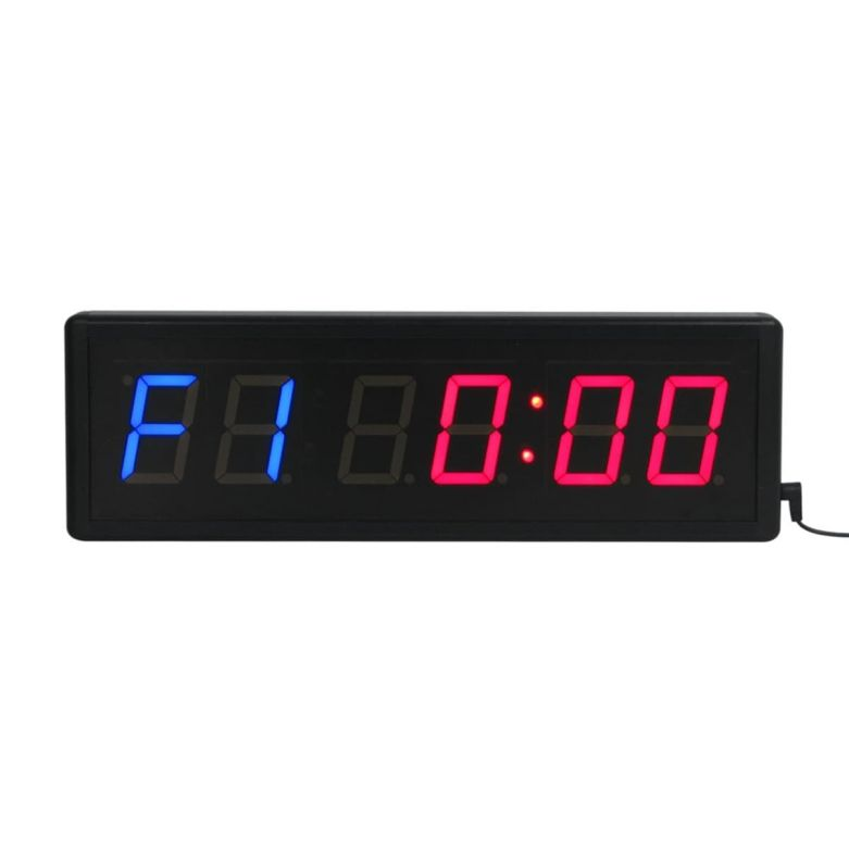 "Digital Led Gym Interval Workout  Timer (1.5"" Small)"