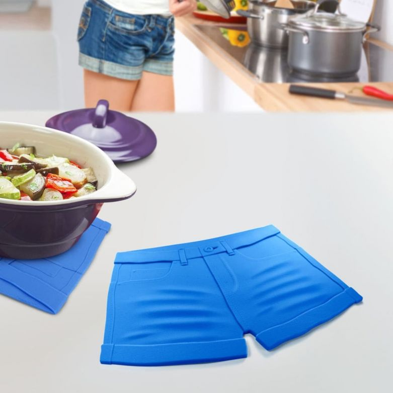 Hot Pants Silicone Shorts Trivet (Worktop Saver)