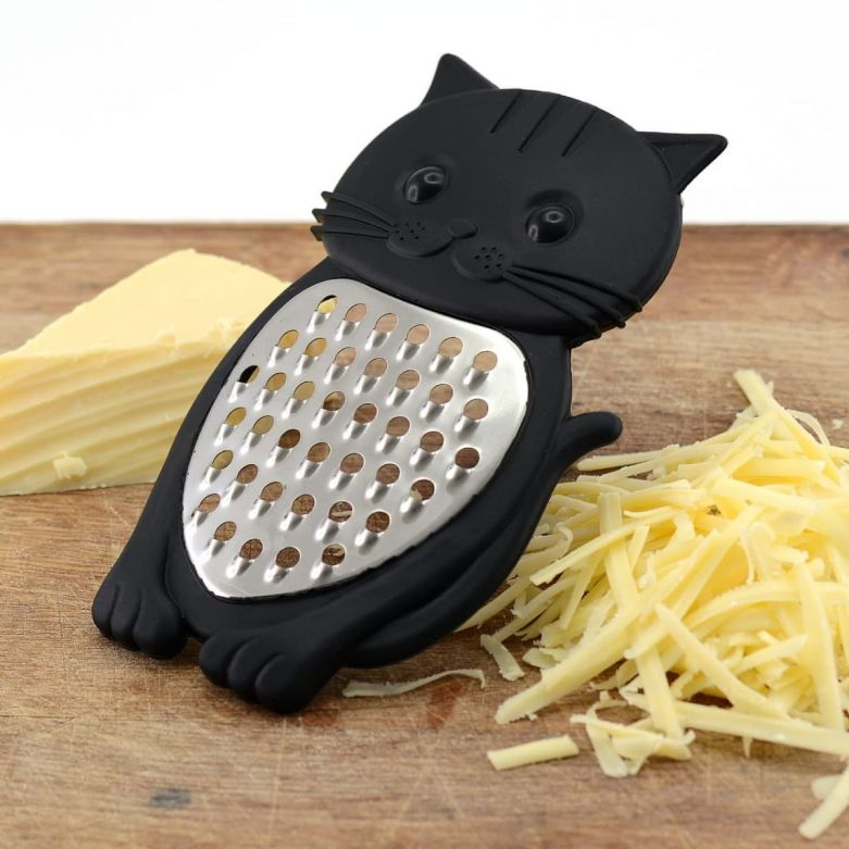 Bar Amigos Meow Cat Cheese Grater