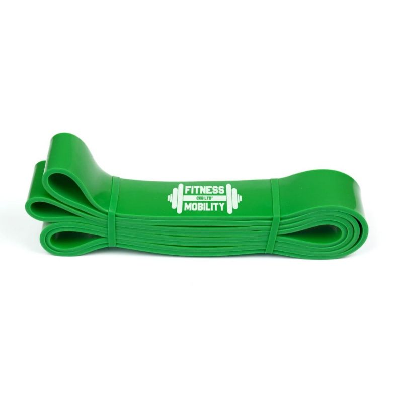 Fitness Resistance Band (Green) (4.5cm/50-120lb)