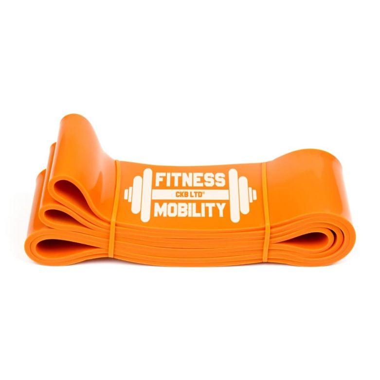 Fitness Resistance Band (Orange) (8.3cm/70-180lb)