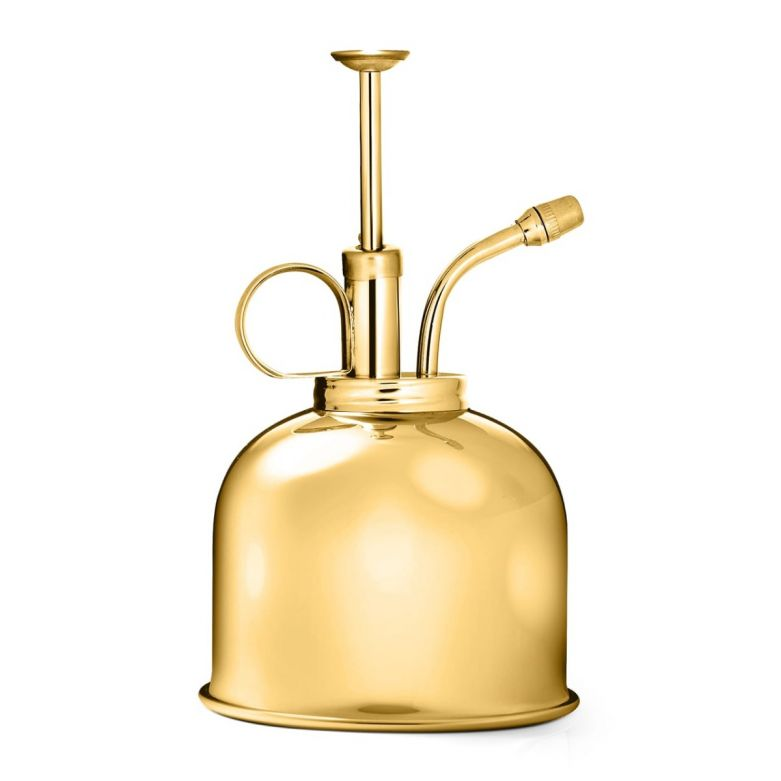 Vintage Style Water Mister (Brass) (300ml)