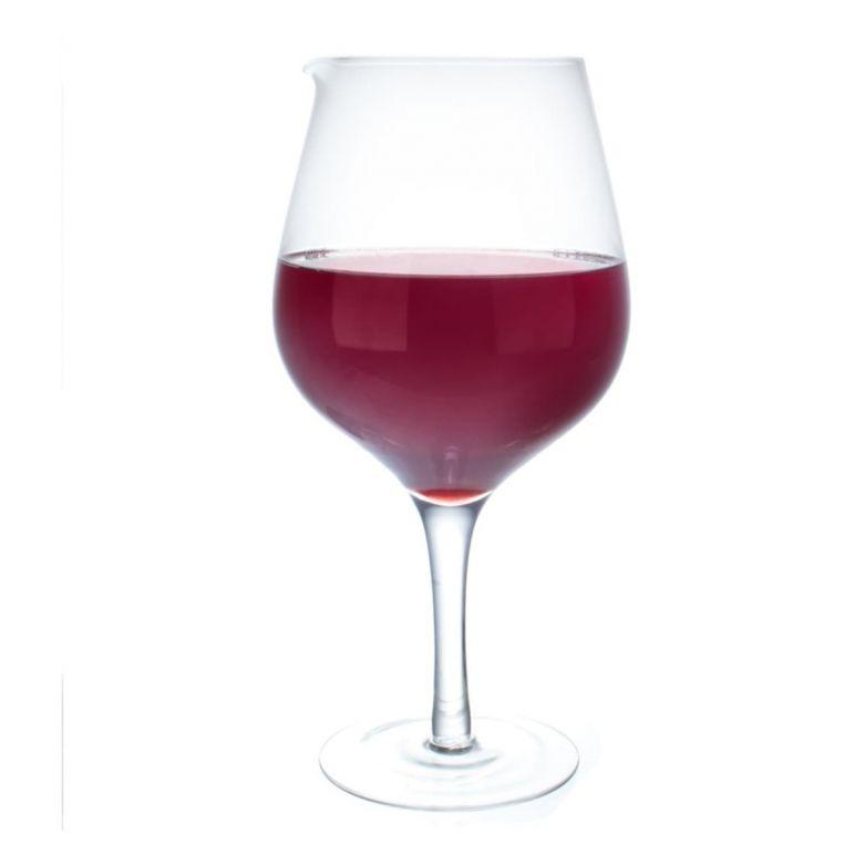 Jumbo Wine Glass Decanter XL (1.8 Litre)