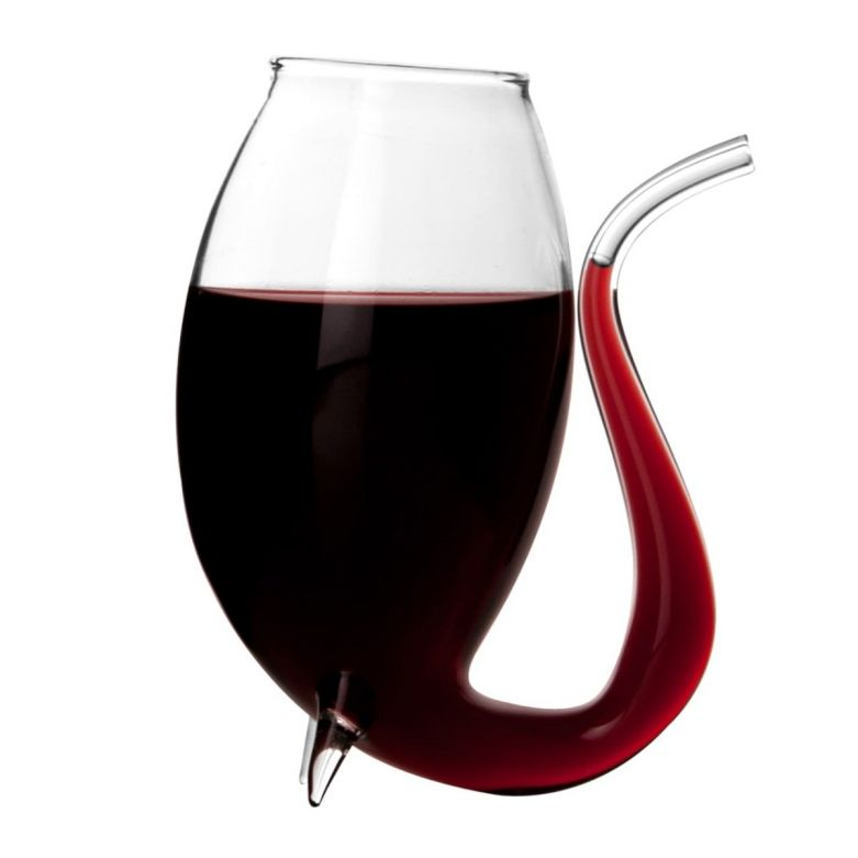 Hand Blown Port Sipper Glasses (Pack of 2)