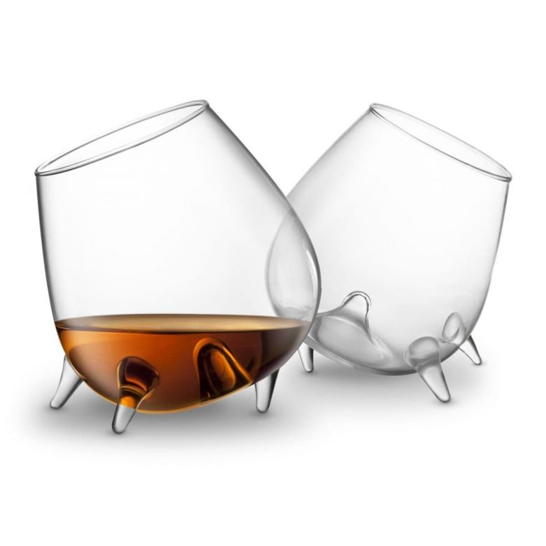 Final Touch Relax Cognac Glasses (600ml) (Set of 2)