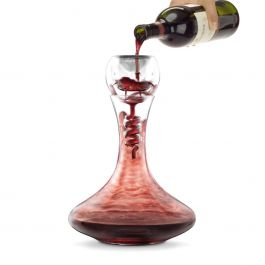 Final Touch Twister Wine Aerator & Decanter Set (750ml)