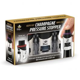 Bar Amigos Triple Pack Champagne Pressure Stopper